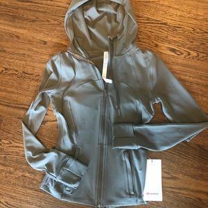 NWT Lululemon Define Hooded Jacket. Size 4